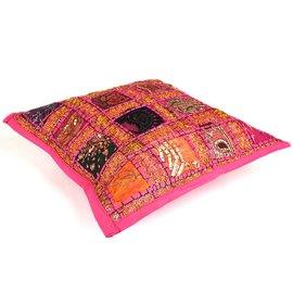 Gypsy sierkussen roze