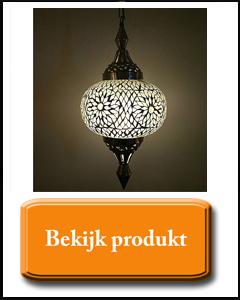 Hanglamp mozaïek uit de video hierboven