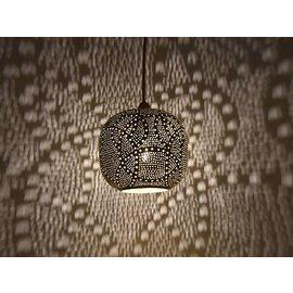 Messing hanglamp bol