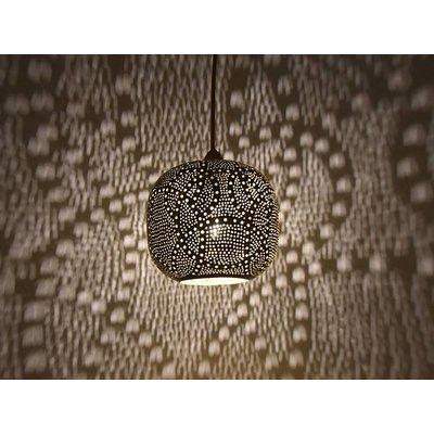 Messing hanglamp bol orientaals