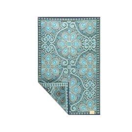 Wonder Rugs Blauw orientaals buitenkleed