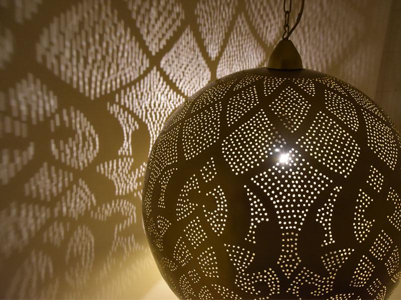 spectaculaire lichteffecten met mooie patronen