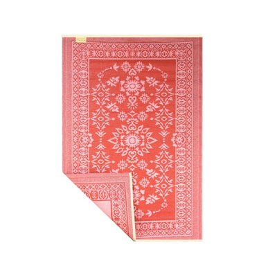 Wonder Rugs Buitenkleed medium rood /roze
