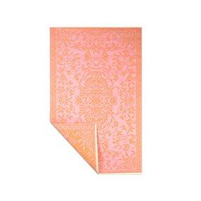 Wonder Rugs Oranje roze buitenkleed