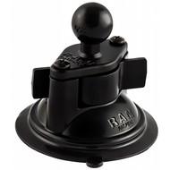 RAM Mount Twist-lock zuignap 8.5 cm basis met B-kogel RAM-B-224-1U