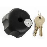 RAM Mount Locking Knob B-klem slot