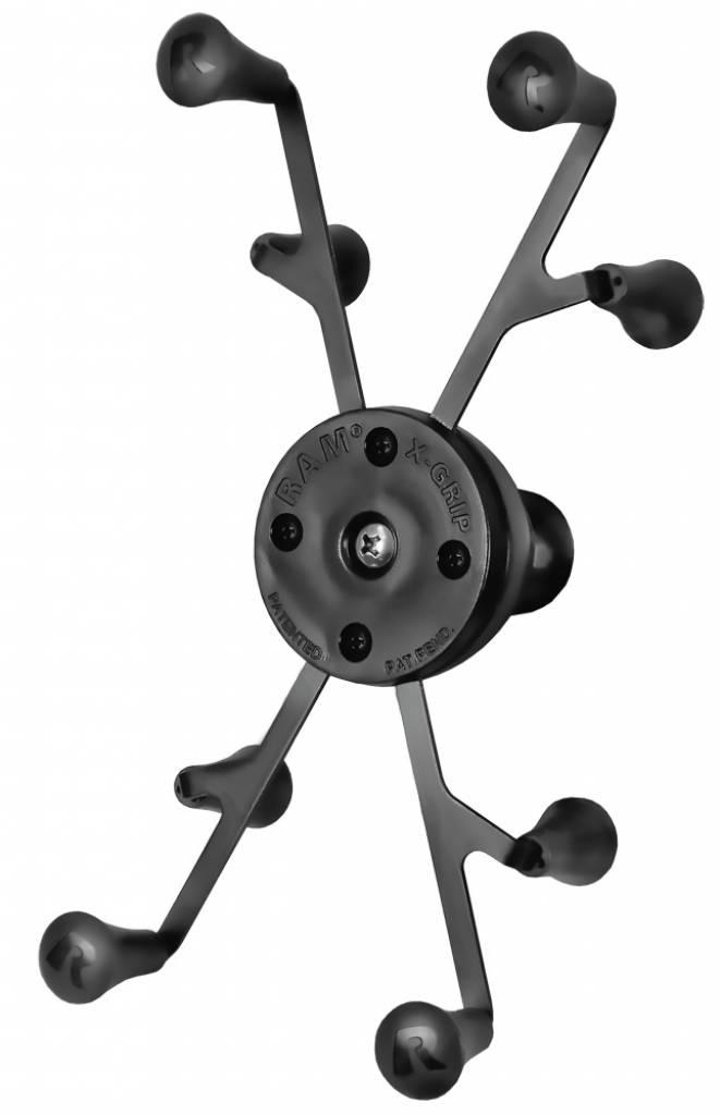 ram mount x grip 7 inch tablet schroefbevestiging. Black Bedroom Furniture Sets. Home Design Ideas