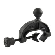 "RAM Mount Yoke Clamp Base with 1"" Rubber Ball"