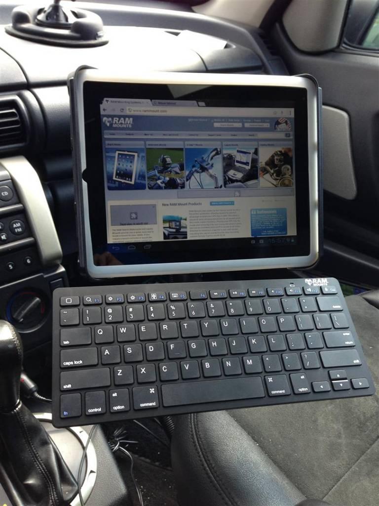 Keyboard Beugel Voor Tablets Met Roto View Emounting Nl