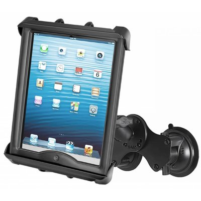 "RAM Mount Tab-Tite 10"" tablet double suction base"
