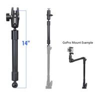 RAM Mount Extra verlengbuis voor b-kogel montage RAP-BB-230-14-201