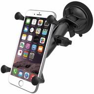 RAM Mount X-Grip zuignapset iPhone 6 Plus