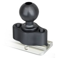 "RAM Mount RAM 1.5"" Ball Quick Release Track Base"