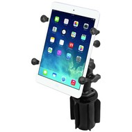 RAM Mount Bekerhouder X-Grip iPad Mini 1-4 set