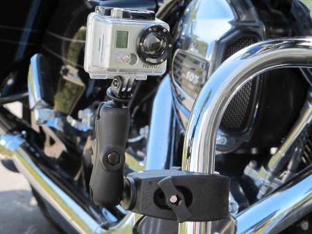 Emounting faq action camera op motor bevestigen for Motorized video camera mount