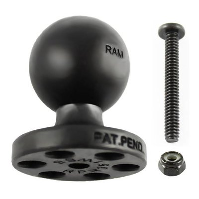 """RAM Mount STACK-N-STOW™ Topside Base with 1"""" Ball"""