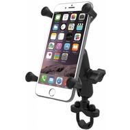 RAM Mount X-Grip iPhone 6 plus houder stuurstang set