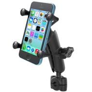 RAM Mount Torque™ smartphone motorspiegel bevestigingset met X-Grip RAM-B-408-37-62-UN7U