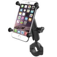 RAM Mount Torque™ large smartphone dikke stangbevestigingset met X-Grip RAM-B-408-112-15-UN10U