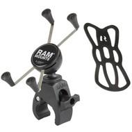 RAM Mount Low-profile Tough- Claw™ en Large Phone X-Grip™