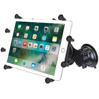 RAM Mount Dubbele Zuignap X-Grip set 10 inch tablets