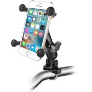 RAM Mount X-Grip smartphone houder stuurstang set