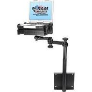 RAM Mount Verticale Double Swingarm voor laptop montage RAM-VBD-128-SW1