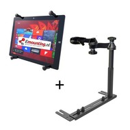 RAM Mount Universal No-Drill™ iPad 12.9 X-Grip RAM-VB-196-SW1-UN11