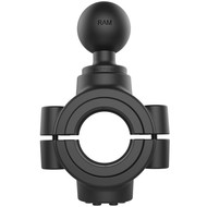RAM Mount Large Torque™ 38-50 mm diameter Stangbevestiging C-kogel RAM-351-415-15-2U