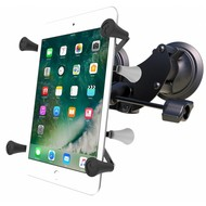 RAM Mount X-Grip 7/8 inch tablets dubbele zuignapset verlengde knop UN8U