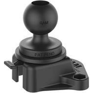 RAM Mount B-kogel Track-ball met schroefvaste basis RAP-B-304U-TRA1