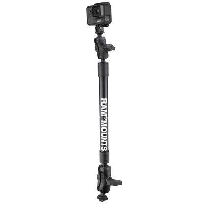 "RAM Mount 22"" Tough-Pole™ Camera Mount with Track Ball™ Base"
