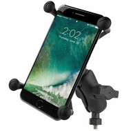RAM Mount Toughball B-Kogel M6 bout met X-Grip houder large smartphone set