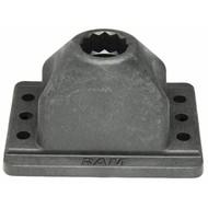 RAM Mount ROD Deck and Track Flat Surface Base RAM-114BDTM5