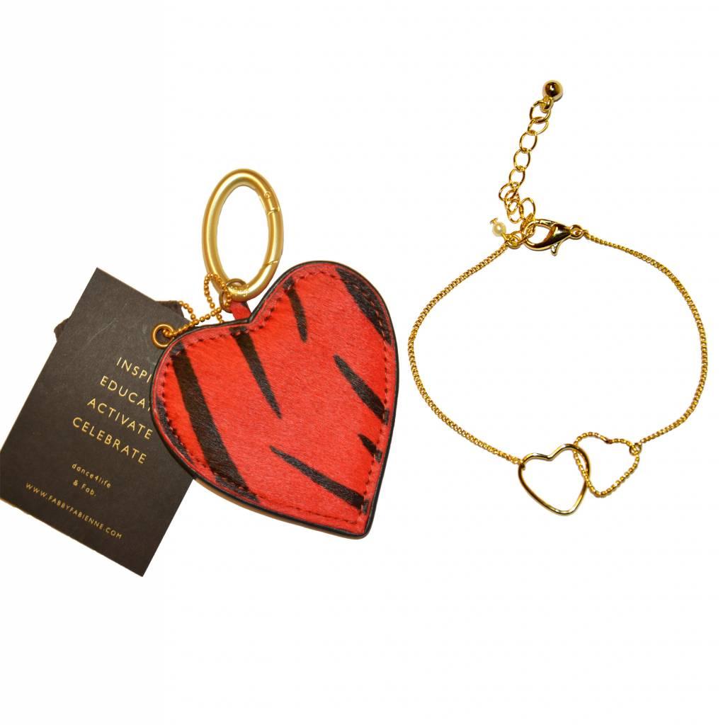 Bracelet & Fab keyholder