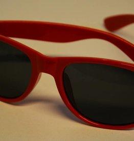 dance4life zonnebril - rood