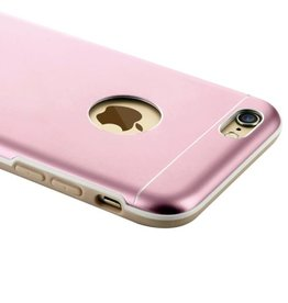 iPhone 6 hoesje hard cover Pink
