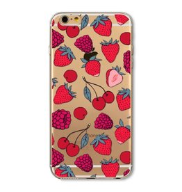 Iphone 6 hoesje red fruit