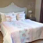 Slaapkamer- en keukentextiel met bijpassende artikelen