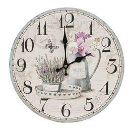 Clock Ø 34*4 cm