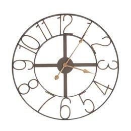 Clock Ø 60*2 cm / 1xAA