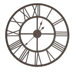 Clayre & Eef Clock Ø 70*5 cm / 1xAA
