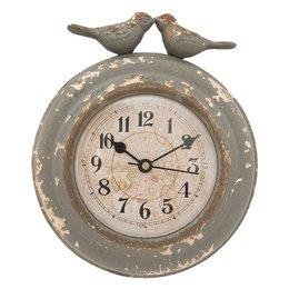 Clock 13*4*15 cm