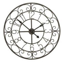 Clock Ø 91*5 cm