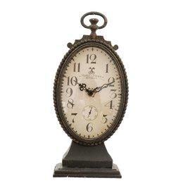 Clock 12*7*26 cm