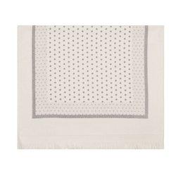 Clayre & Eef CTDOTG - Gastendoekje - 40 x 60 cm - katoen - grijs