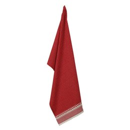 Teatowel 50*85 red