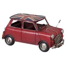 6Y1099 - Model auto - 29 x 14 x 13 cm - ijzer - rood