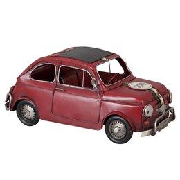 6Y1098 - Model auto - 31 x 15 x 14 cm - ijzer - rood