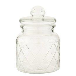 Storage jar Ø 10*15 cm (0.6L)
